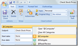 Gtd Amp Clearcontext Action Management Clearcontext